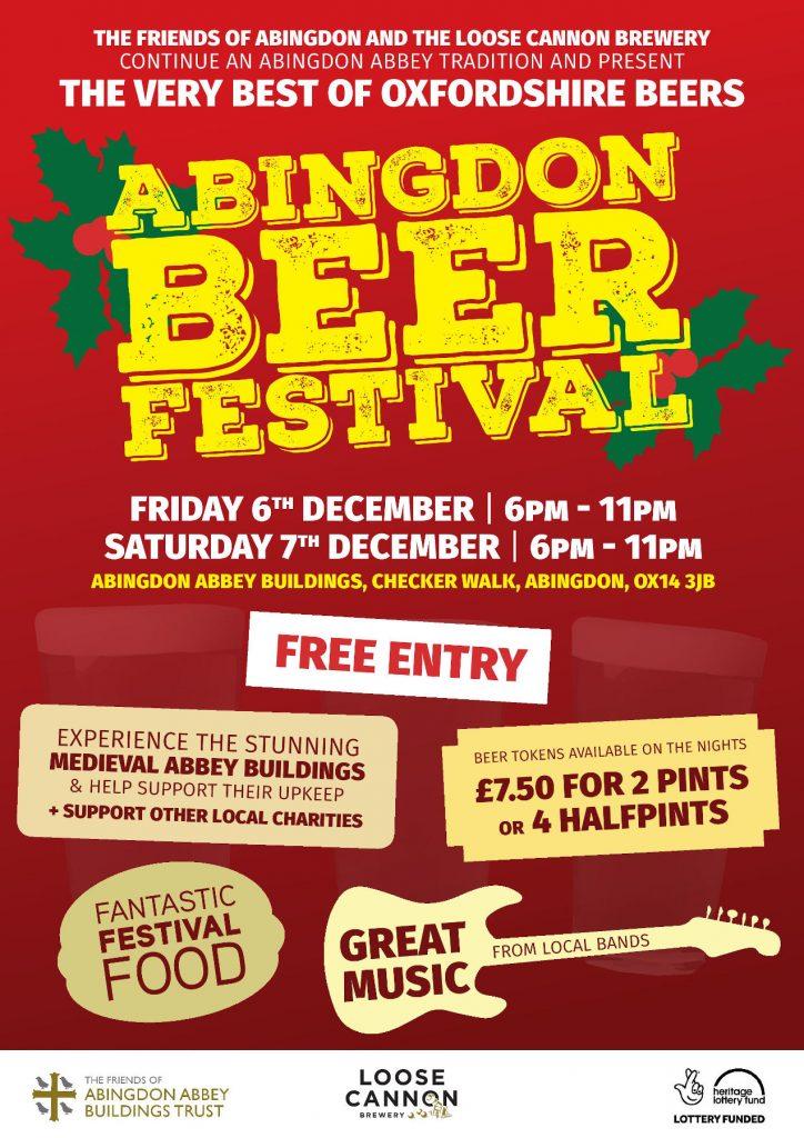 Abingdon Beer Festival, 2019