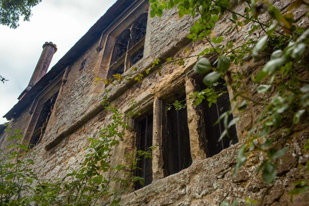 Abbey Buildings detail