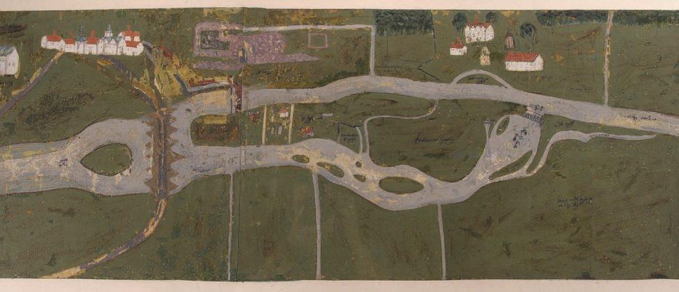 The Abingdon Monk's Map