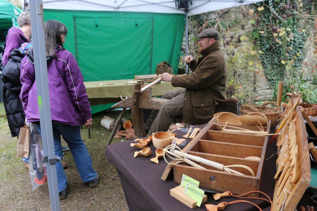 Abingdon Craft Fair - Alastair Fear