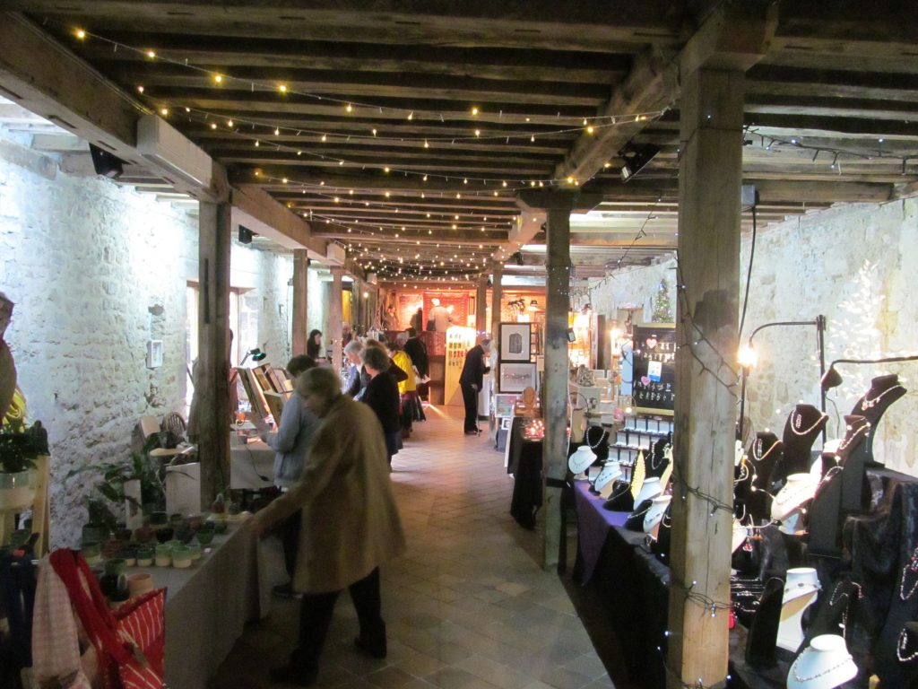 Craft Fair in the Lower Hall