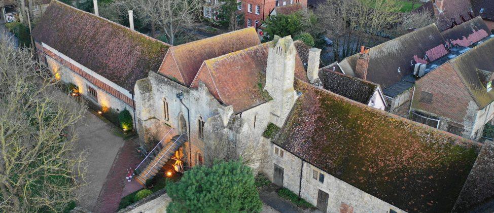 Vital Community Asset: About the Abbey Buildings