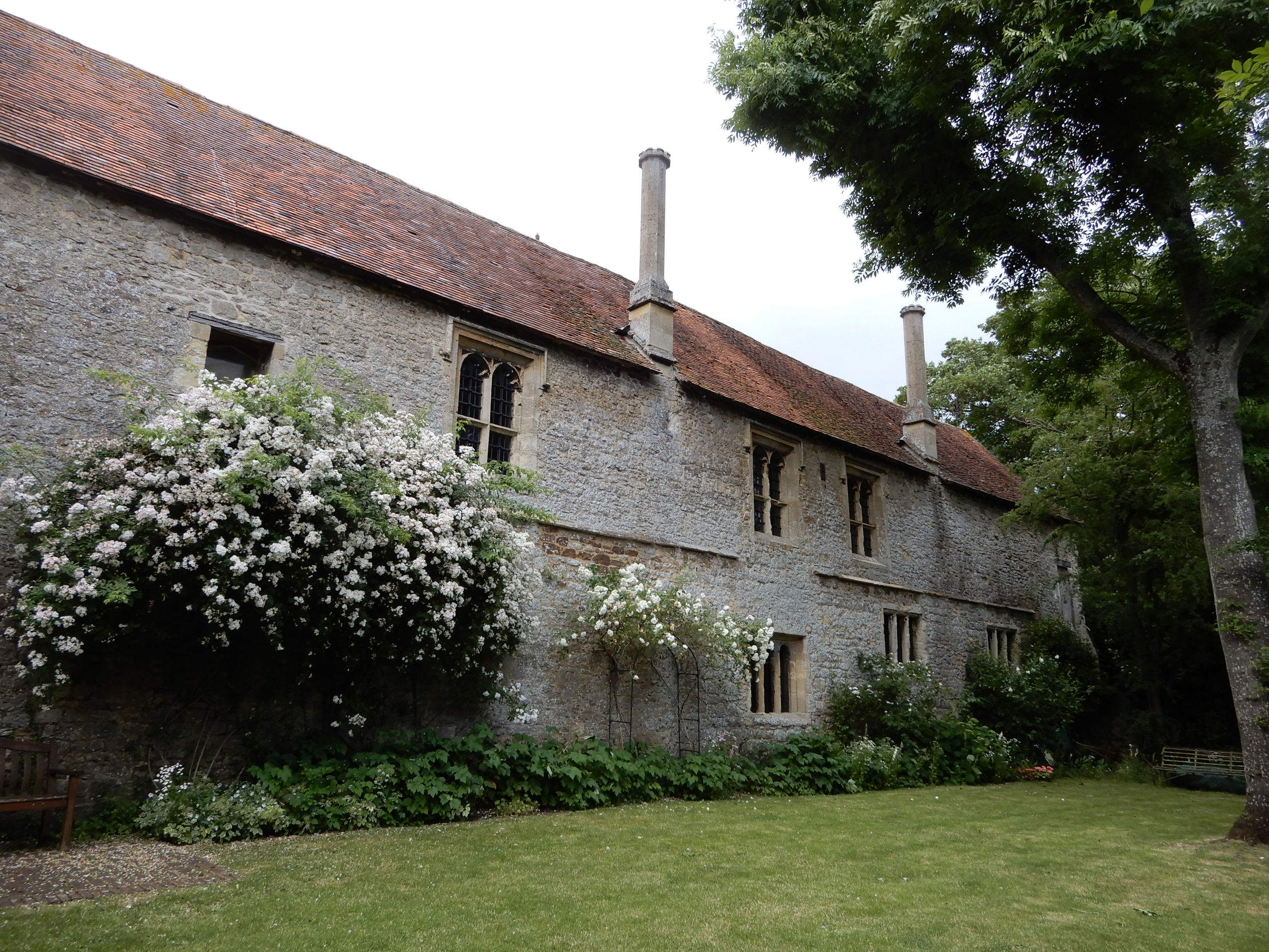 Abingdon Abbey Buildings