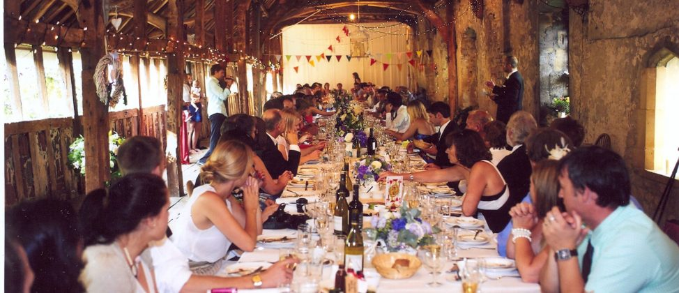 Weddings at the Abbey Buildings