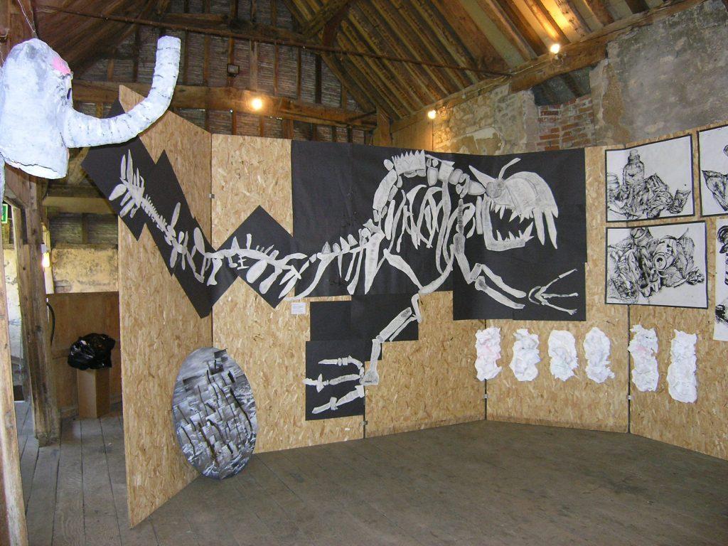 Schools Art Exhibition - Pat Bryden